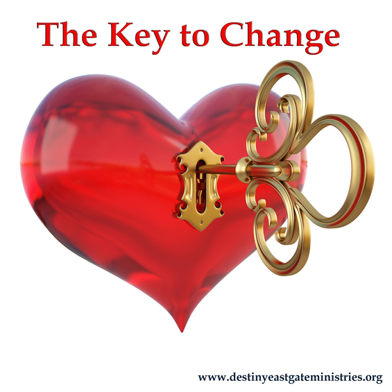 FB Key to Change